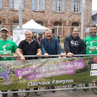 "Rando VTT ""Autour du Vin"" 2016"