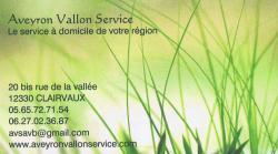 Aveyron vallon service