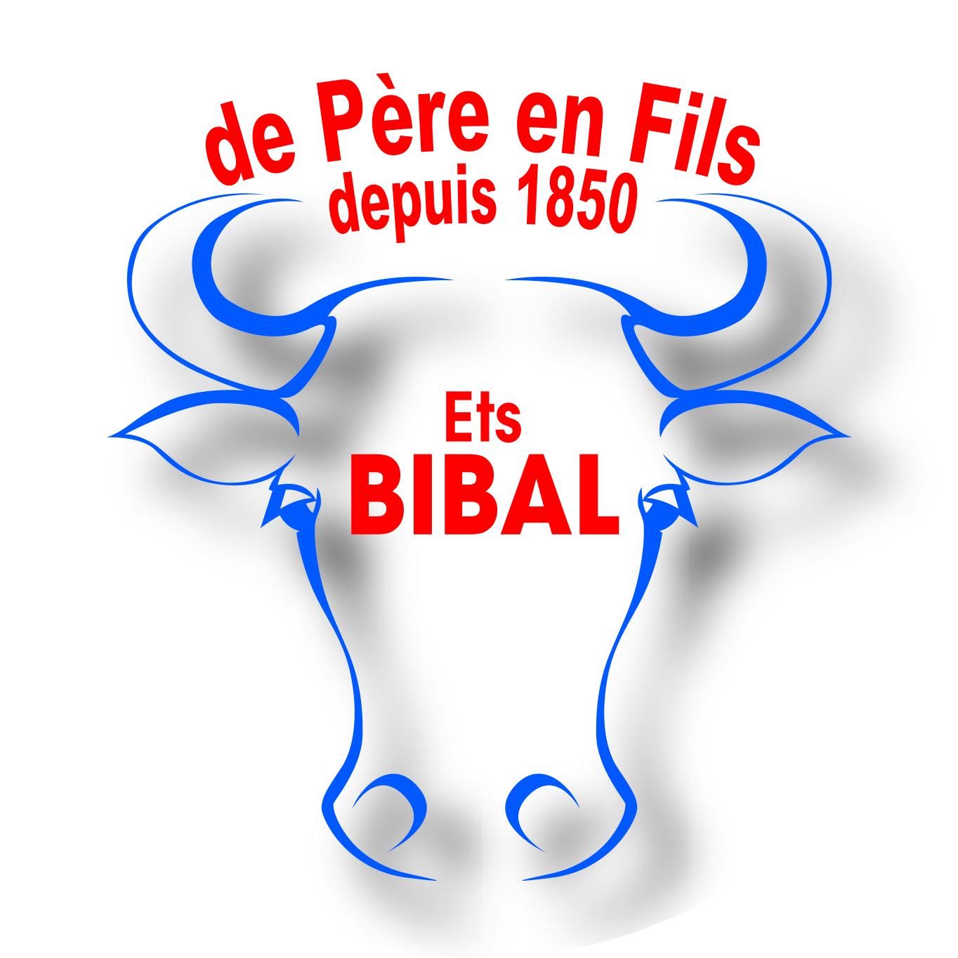 Bibal logo boucherie