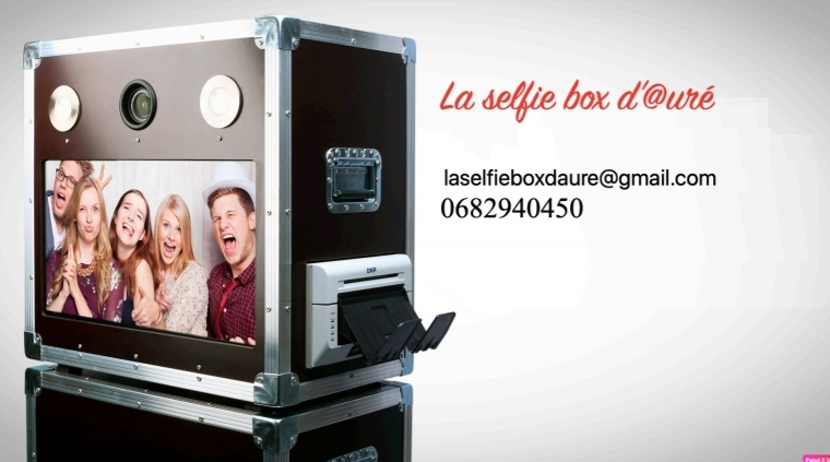 Selfie box 1