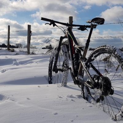 Sorties VTT et Trail Janvier 2019