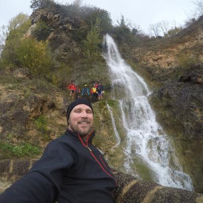 Vidéo  sortie les 6 Cascades du Vallon