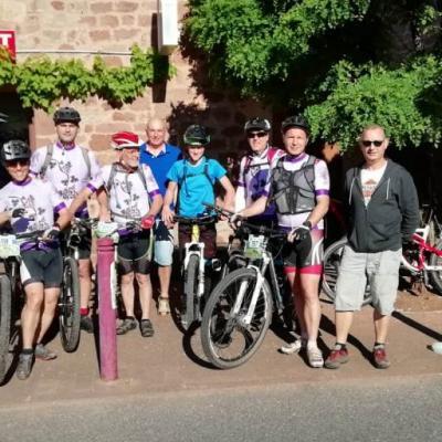 Sortie VTT et Trail Mai 2019