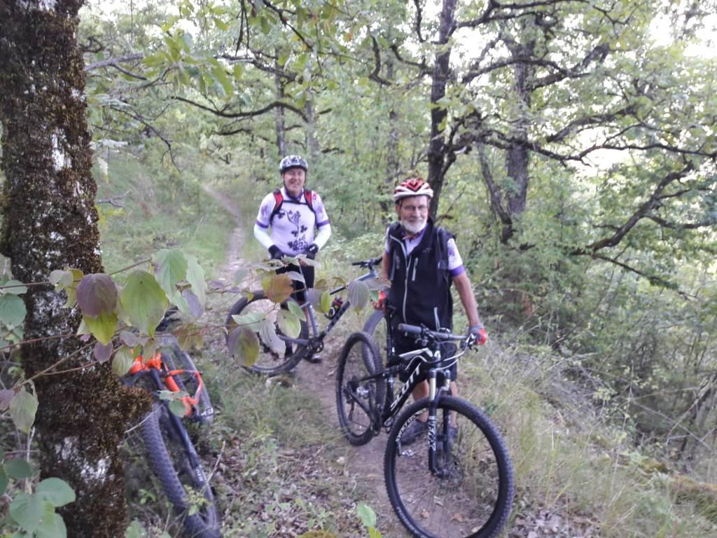 Sorties VTT et Trails Juillet Août Sept (122)